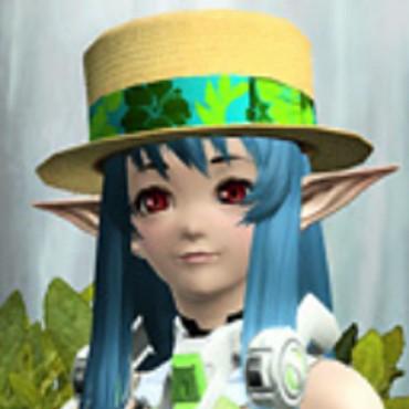 カンカン帽A