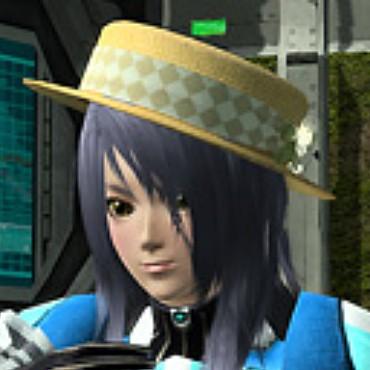 カンカン帽B