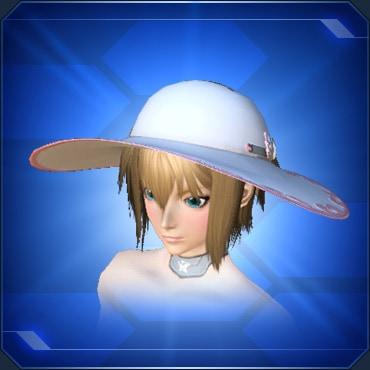 ハリエットの帽子B
