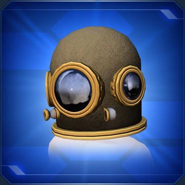 潜水マスク