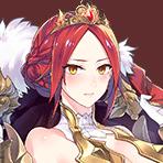 紅き獅子の皇帝ローザリンデロウ