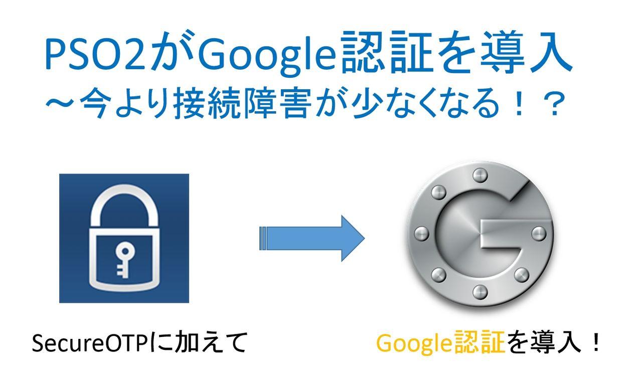 Google認証を導入